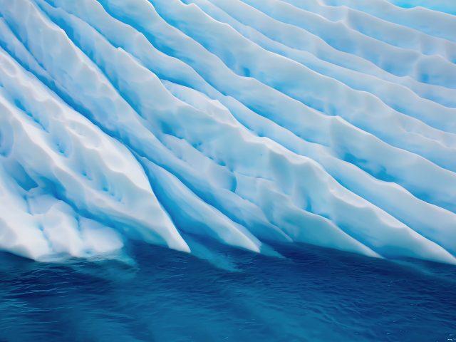 Ледник океан.