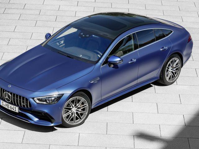 Mercedes amg gt 53 4matic 4-дверное купе 2021 автомобили