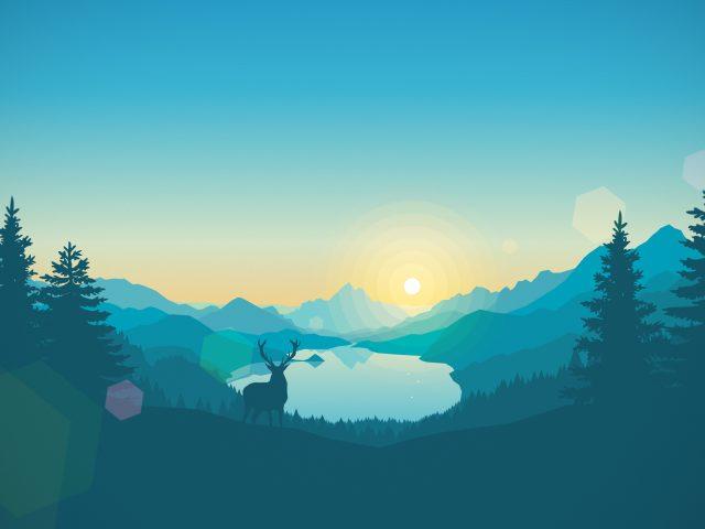 Озеро Восход