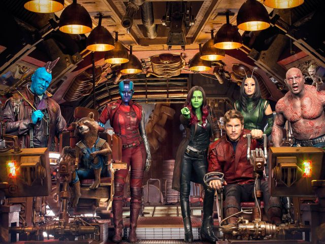 Guardians of the galaxy vol 2 cast.