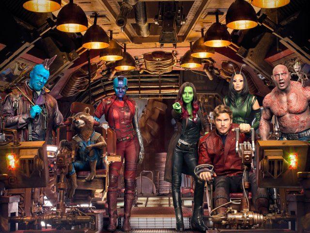 Guardians of the galaxy vol 2 cast.