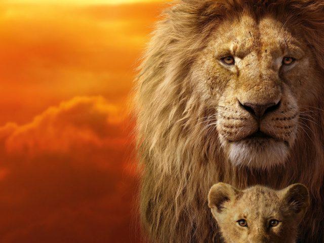 Король Лев Муфаса Симба