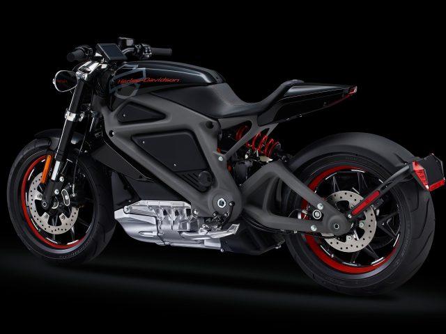 Harley davidson livewire электрический велосипед