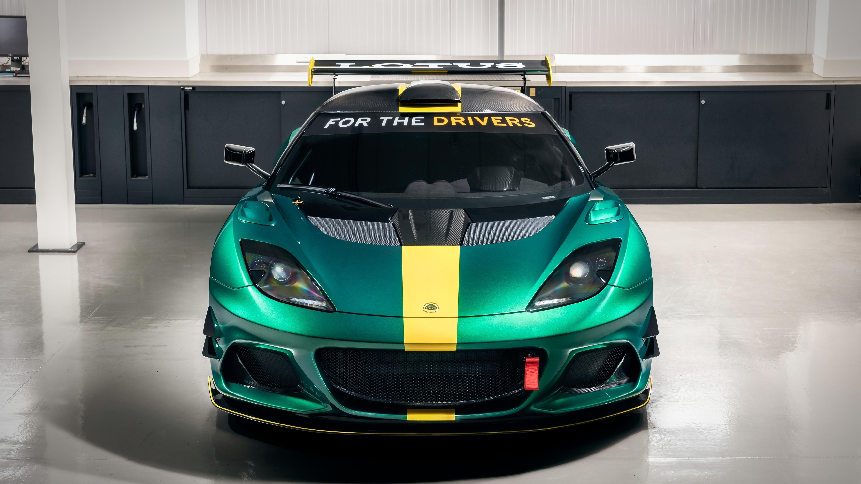 Lotus evora gt4 concept 2019 обои скачать