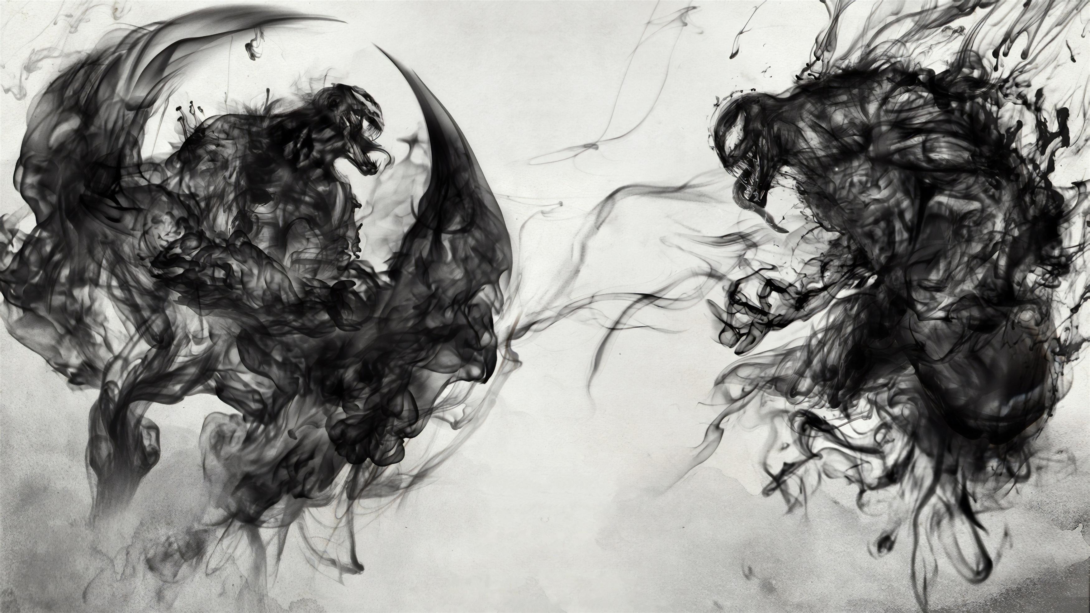 Venom riot художественные работы обои скачать
