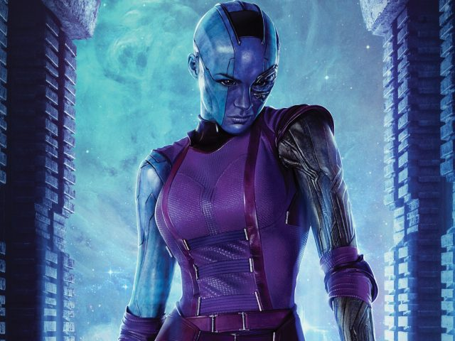 Nebula guardians of the galaxy vol 2.