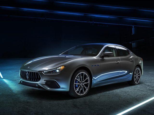 Maserati ghibli gransport hybrid 2020