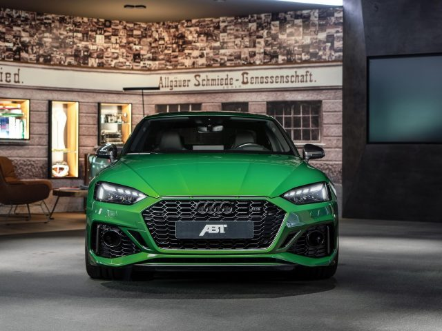 Abt audi rs 5 coupe 2021 2 cars