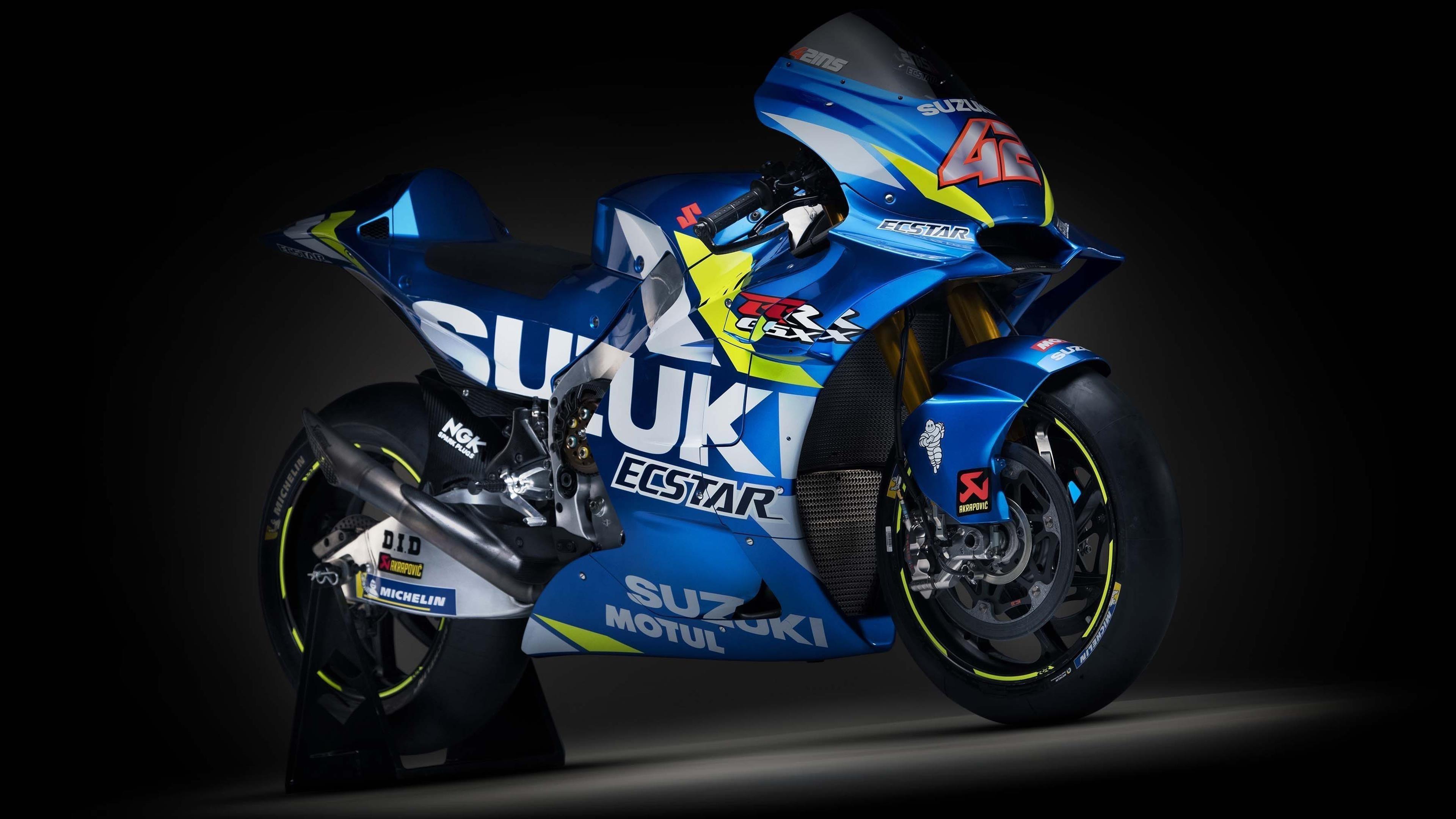 2019 suzuki gsx-rr motogp обои скачать