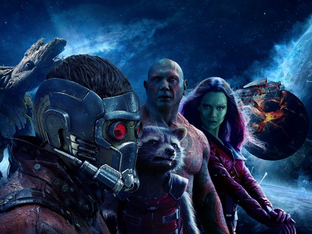 Guardians of the galaxy vol 2 2017.