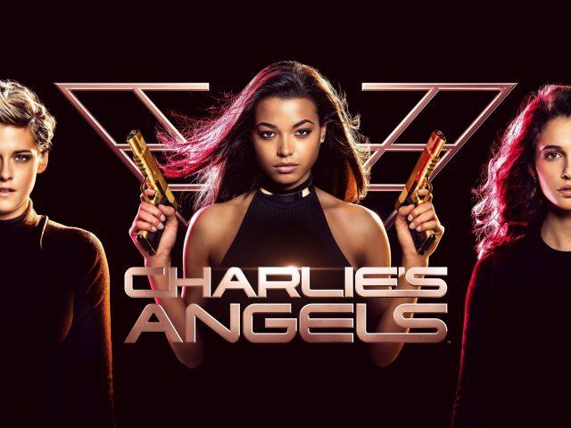 Ангелы Чарли 2019