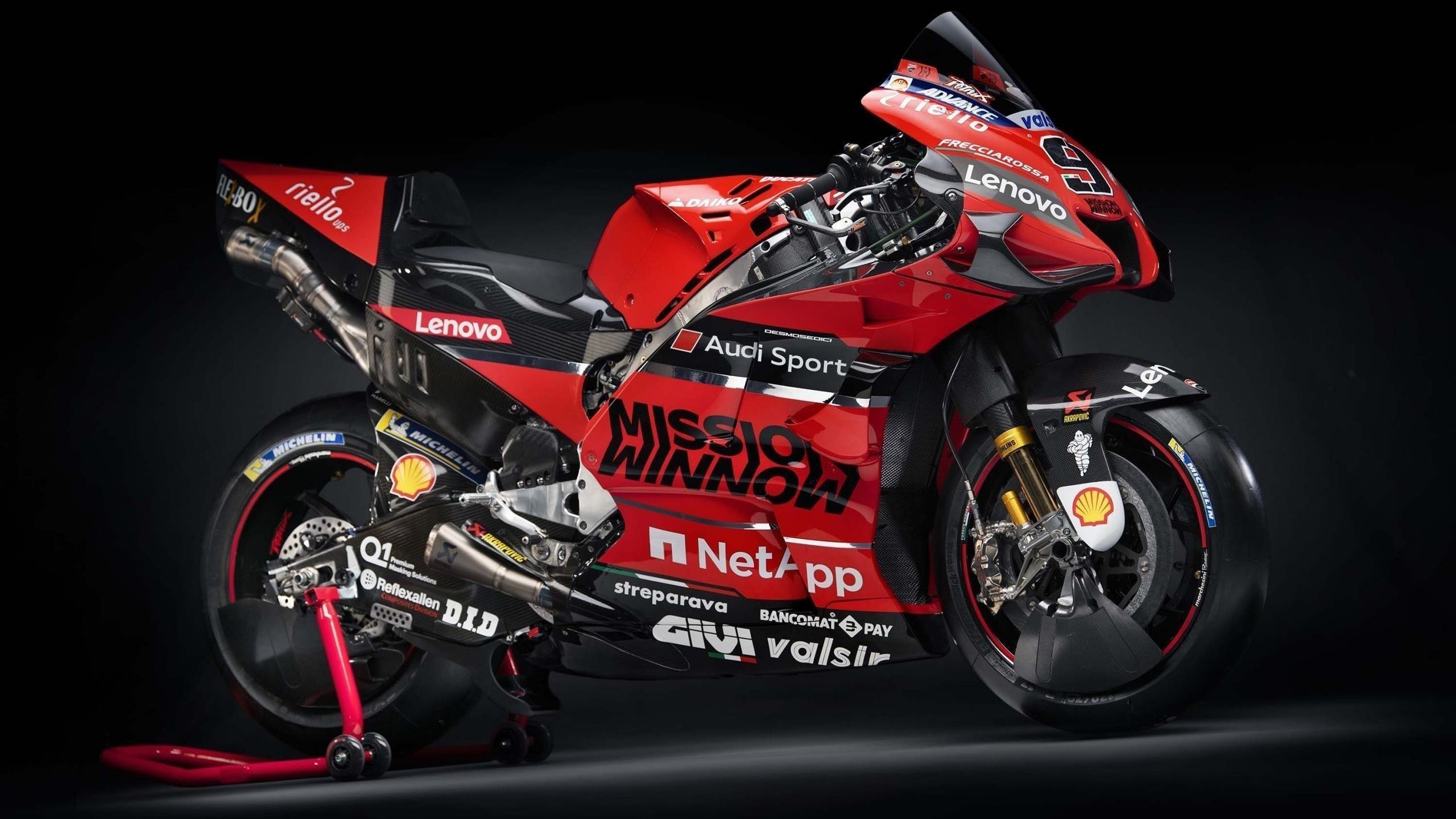 Ducati desmosedici gp20 2020 обои скачать