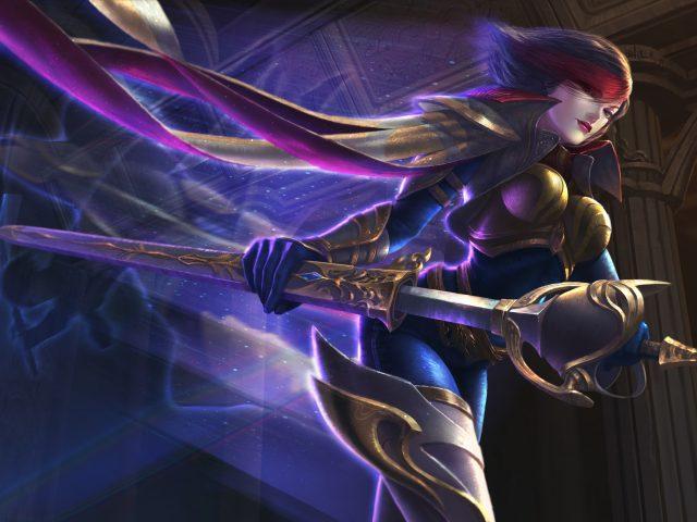 Фиора Лига легенд