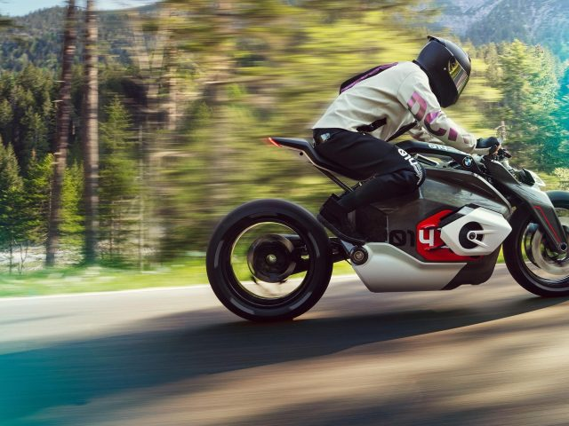 BMW motorrad vision dc родстер 2019