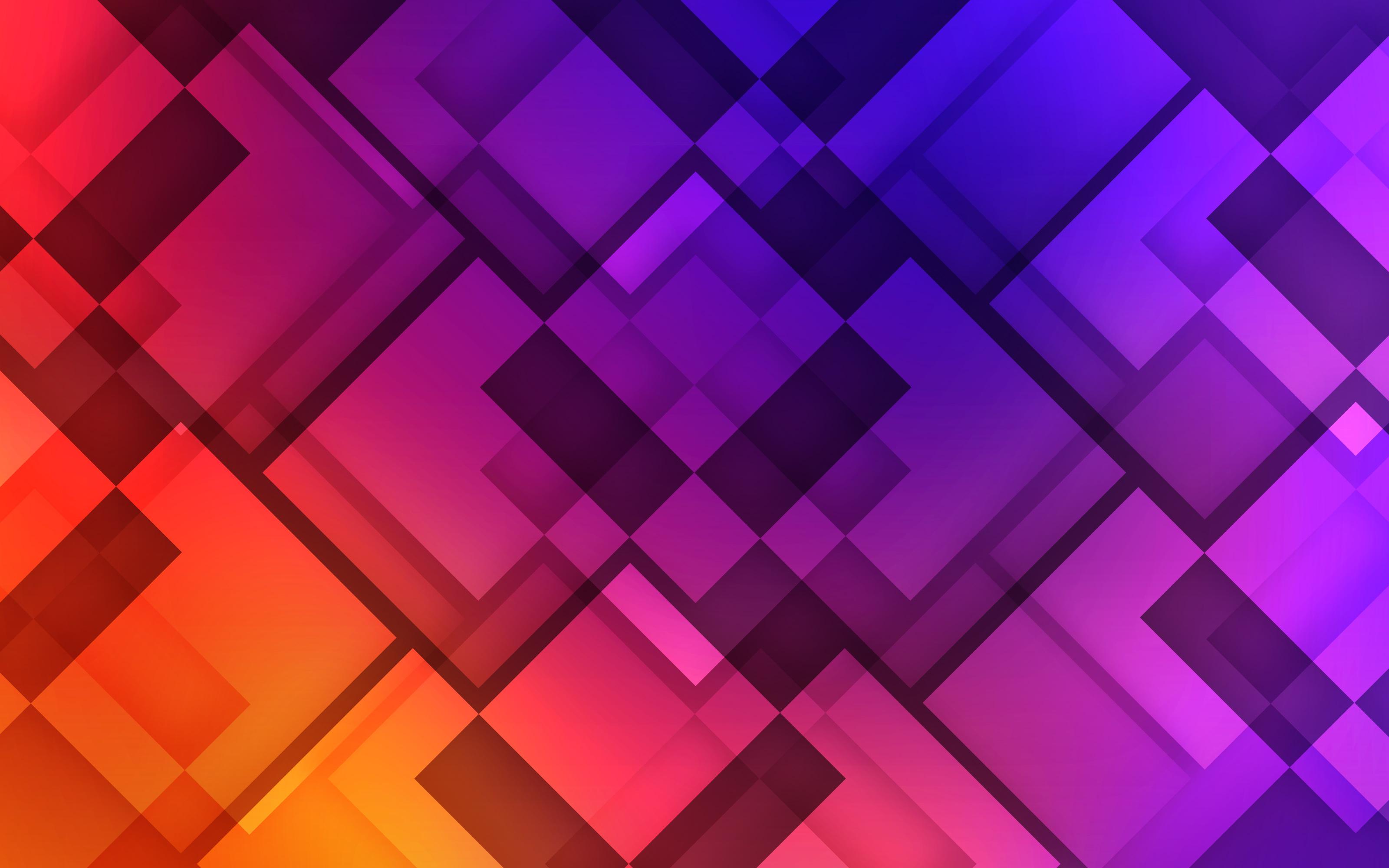 Красочные мозаики обои скачать