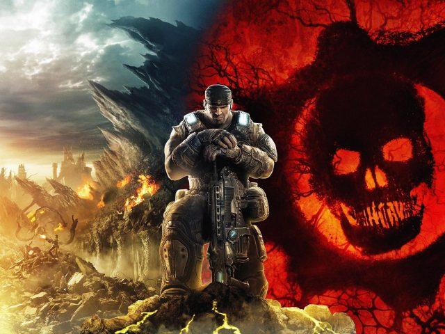 Маркус Феникс из Gears 5