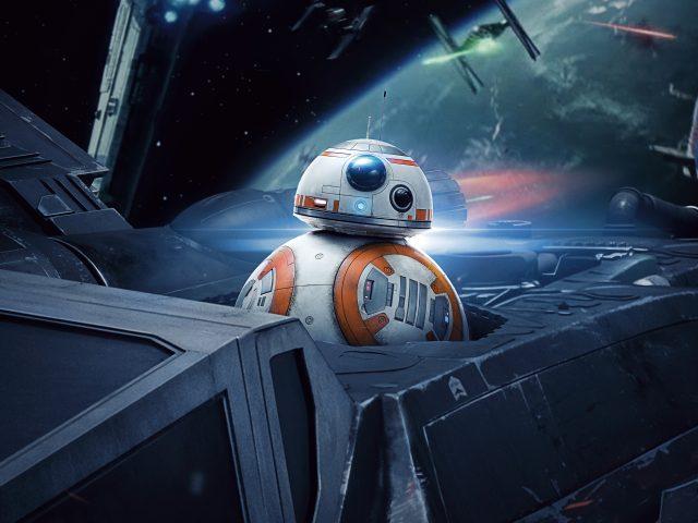 Вв-8 Звездные войны последний джедай