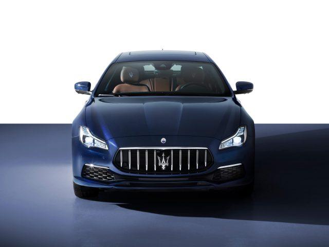 Maserati quattroporte s q4 gran lusso 2021 2 автомобиля