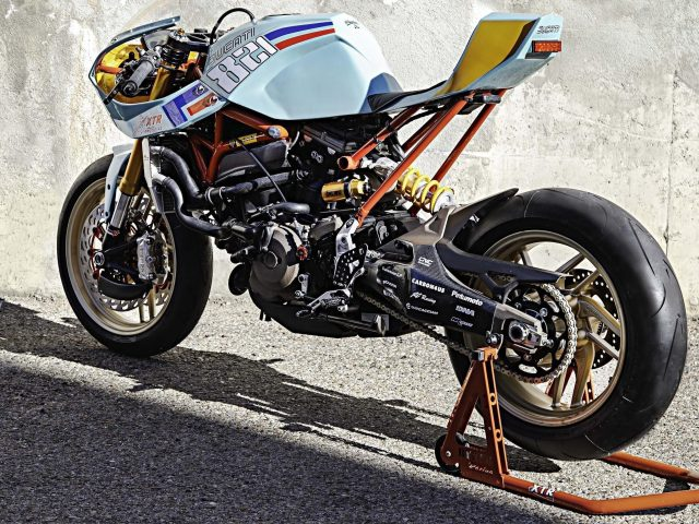 Ducati monster 821 pantah by xtr pepo