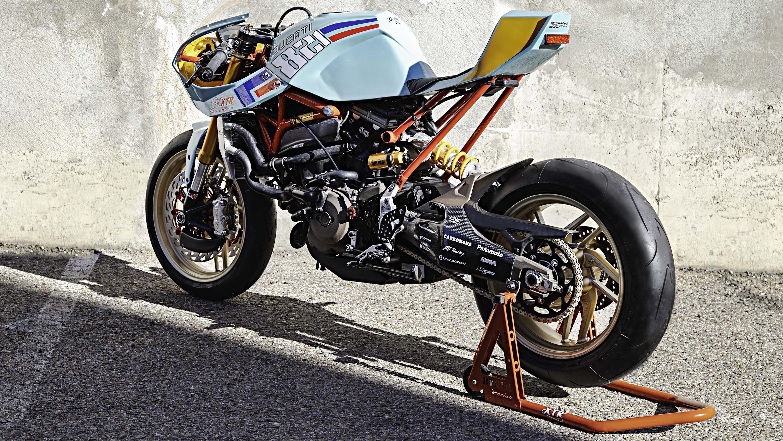 Ducati monster 821 pantah by xtr pepo обои скачать