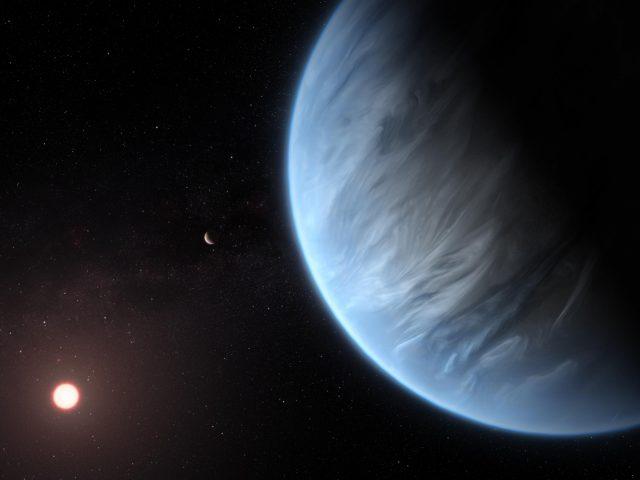Сверхземная экзопланета