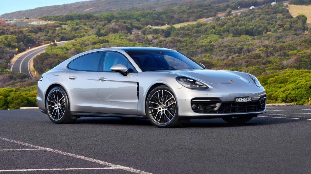 Porsche panamera 2021 5 автомобилей обои скачать