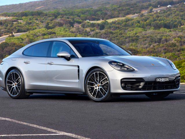 Porsche panamera 2021 5 автомобилей