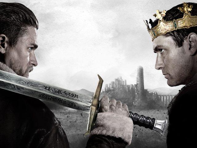 Король Артур легенды о мече 5к.