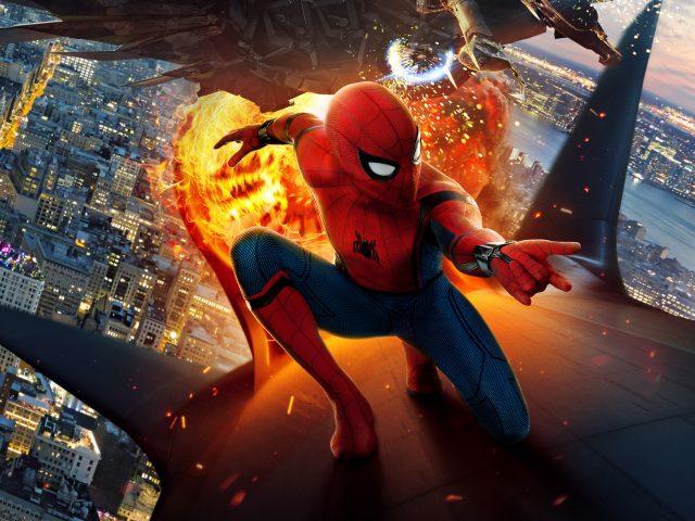 Человек паук возвращение