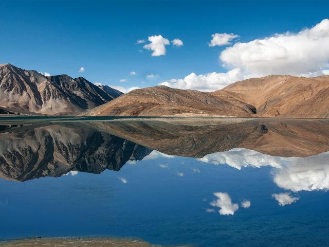 Джамму Кашмир озеро пангонг