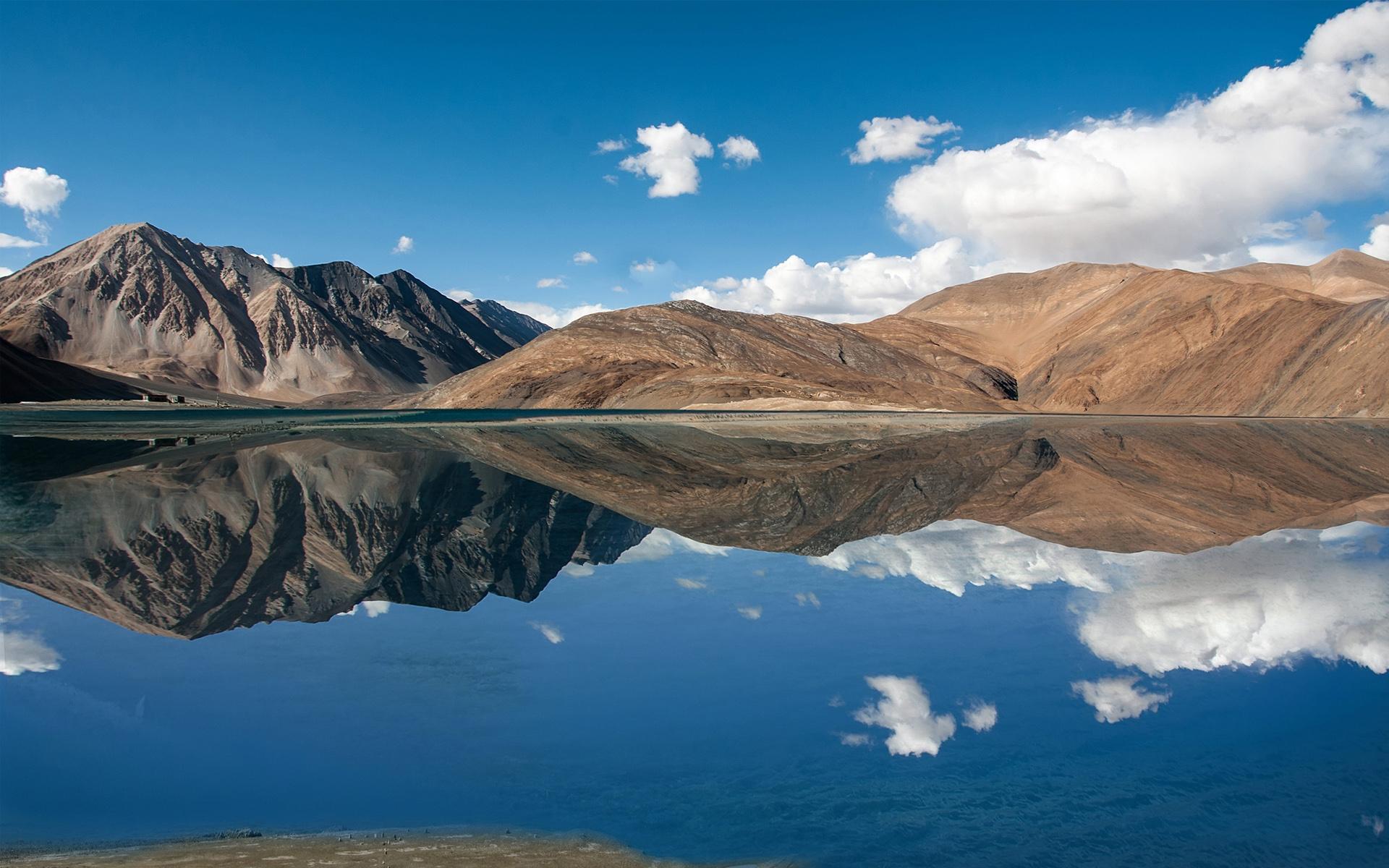 Джамму Кашмир озеро пангонг обои скачать