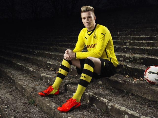 Марко Ройс немецкий футбол