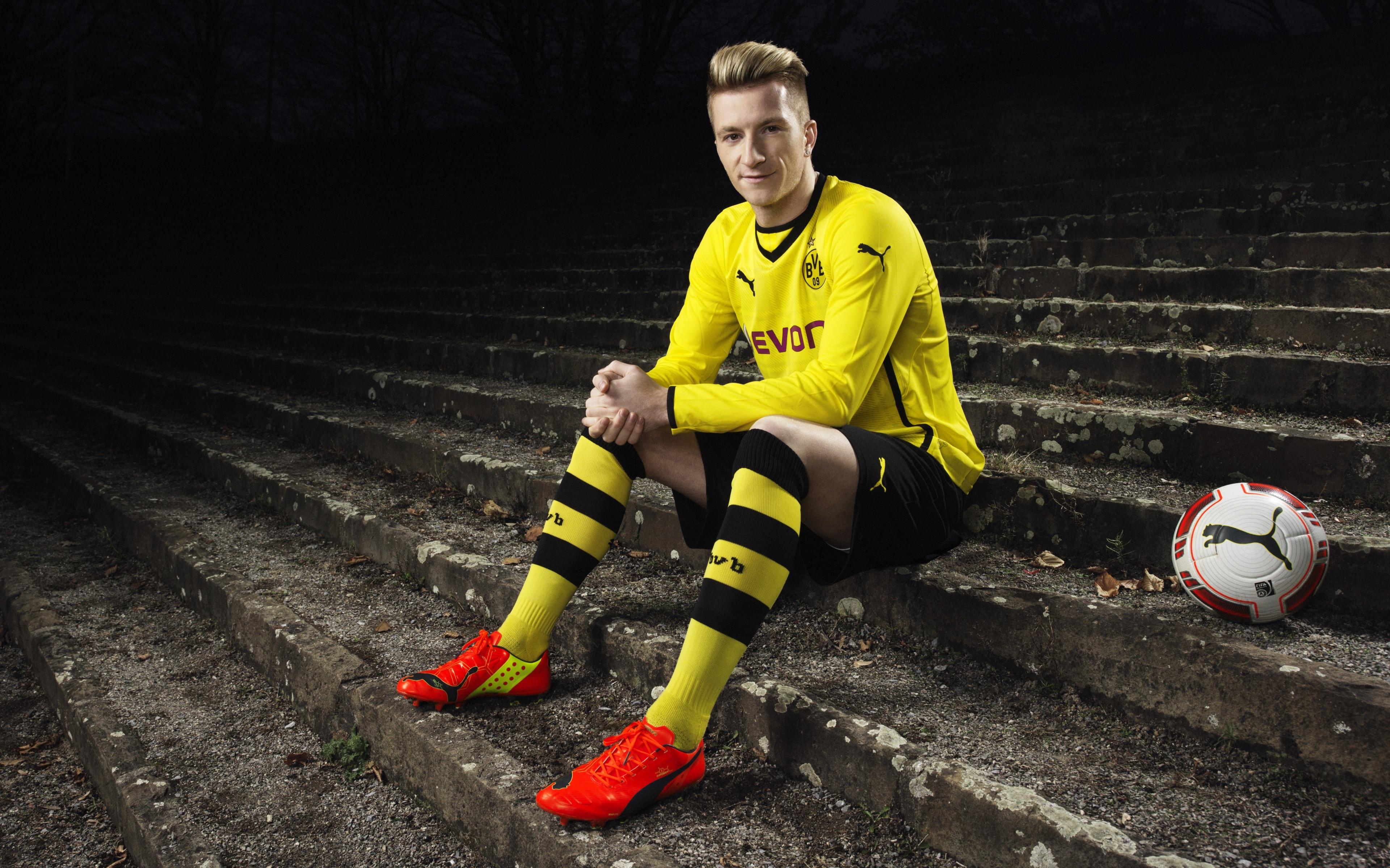 Марко Ройс немецкий футбол обои скачать