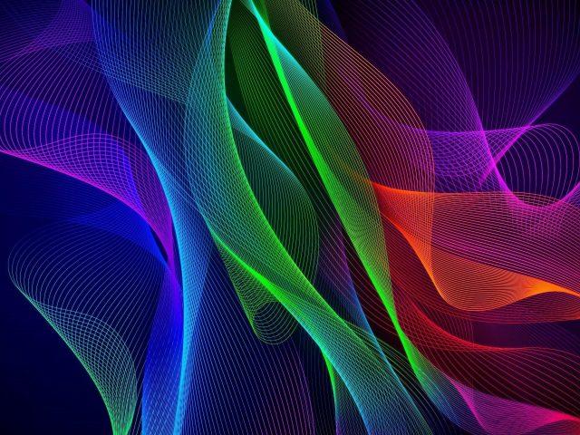 Красочный абстрактный телефон razer stock