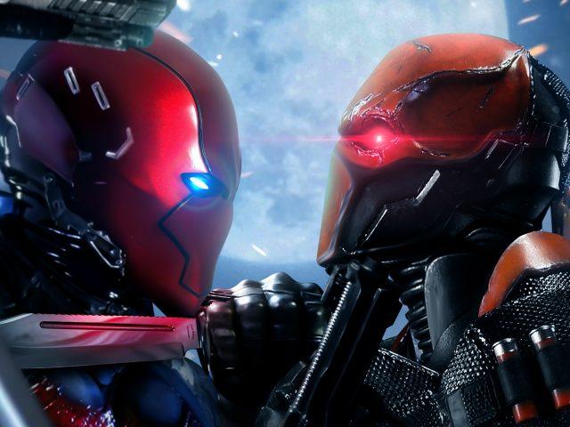 Красная Шапочка против Дефстроука