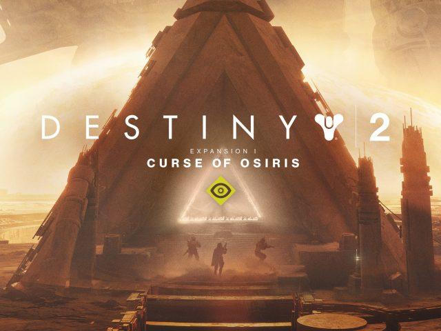 Судьба 2 DLC проклятие Osiris
