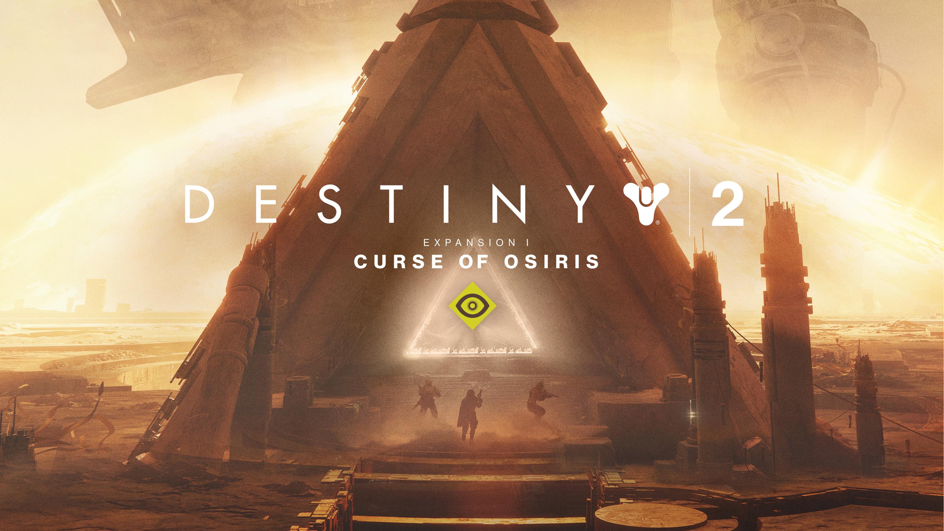 Судьба 2 DLC проклятие Osiris обои скачать