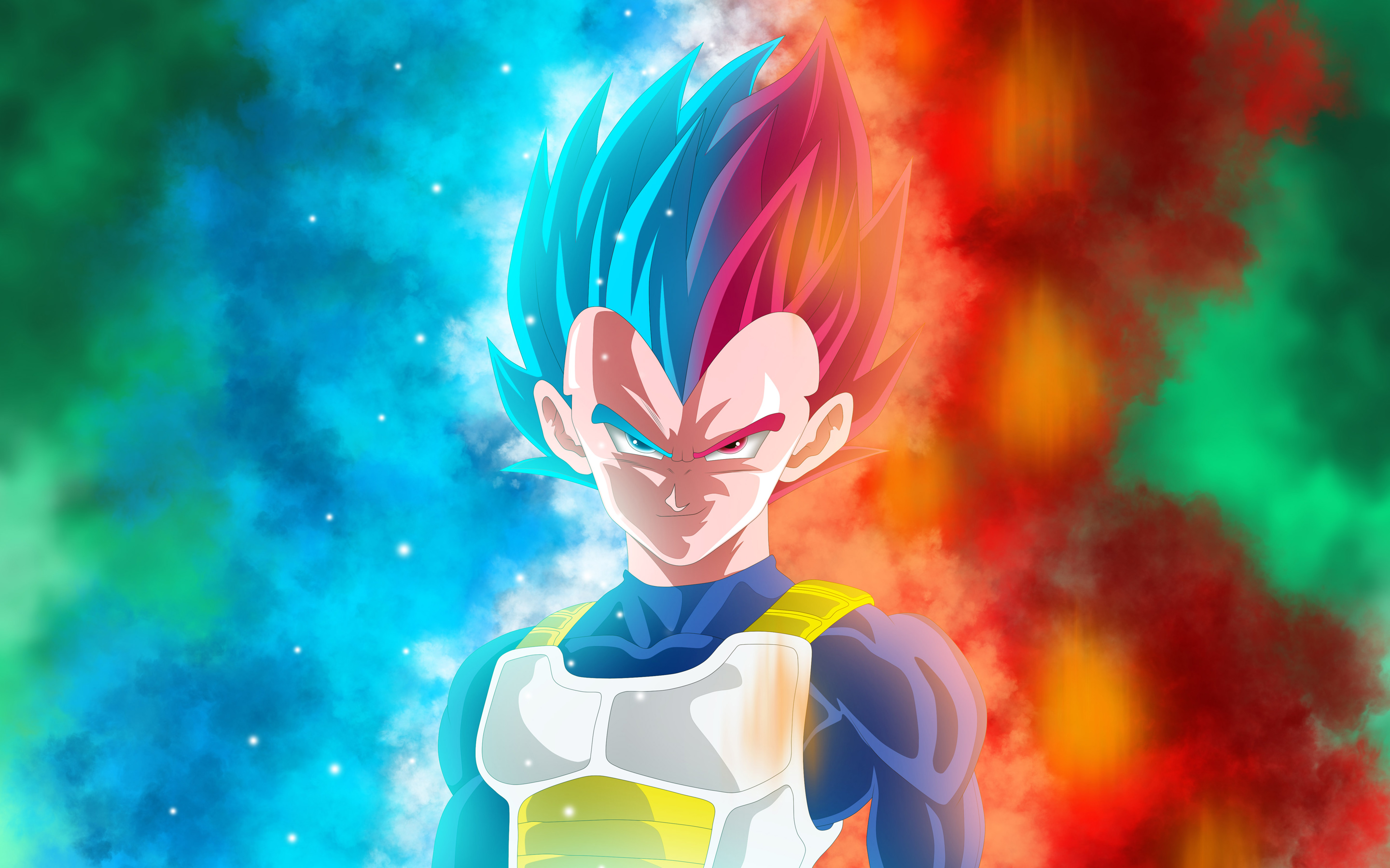 Dragon ball vegeta super. обои скачать