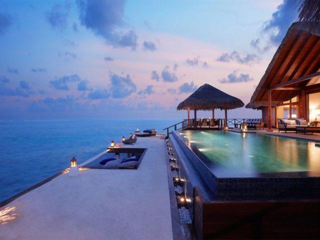 Отель,  Мальдивы