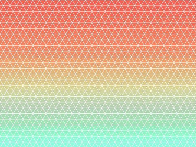 Маленькие треугольные линии текстура абстракция с красным желтым и зеленым фоном абстракция