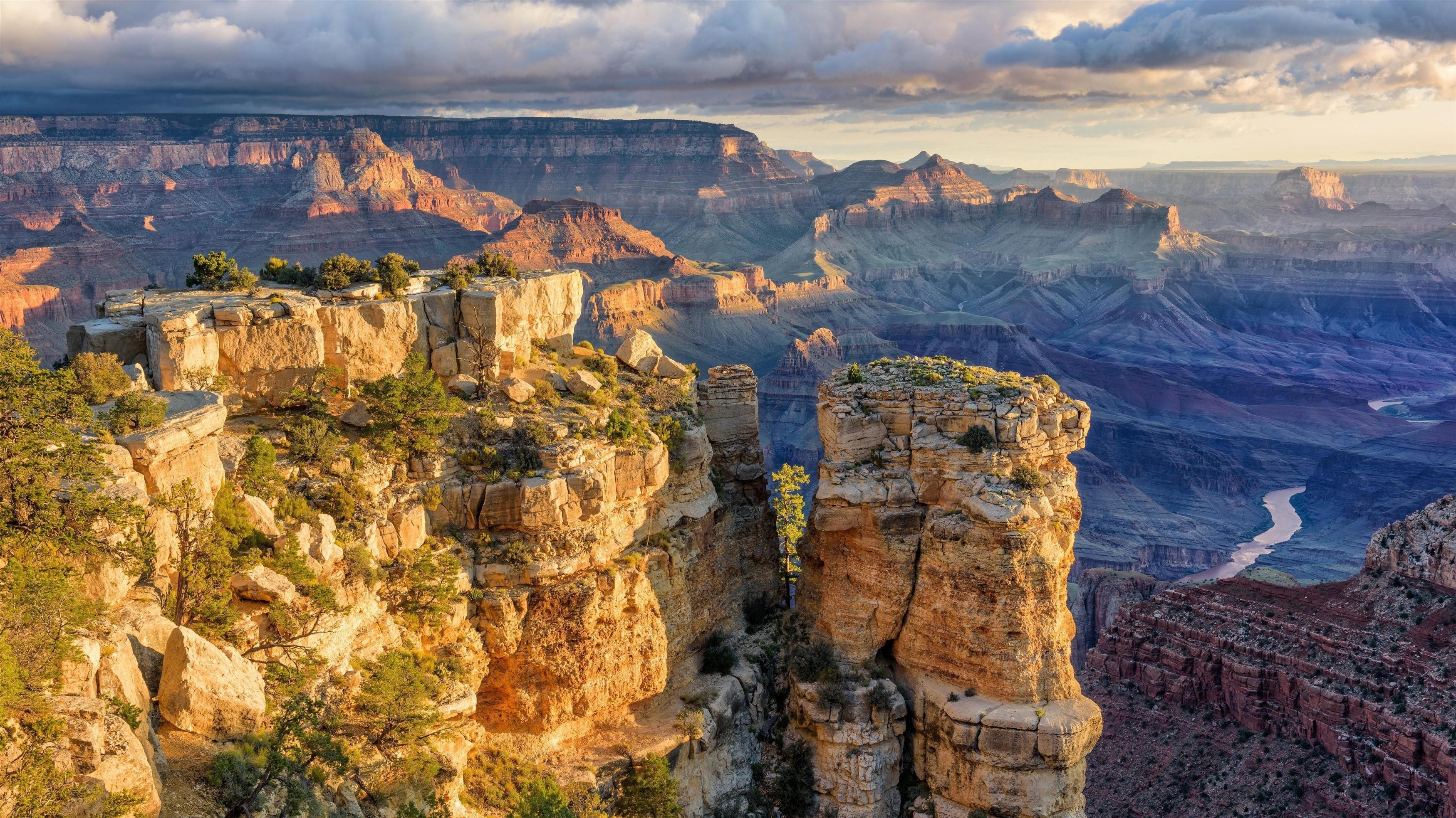 Большой каньон обои скачать