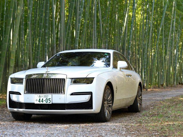 Rolls-royce ghost 2020 3 автомобиля