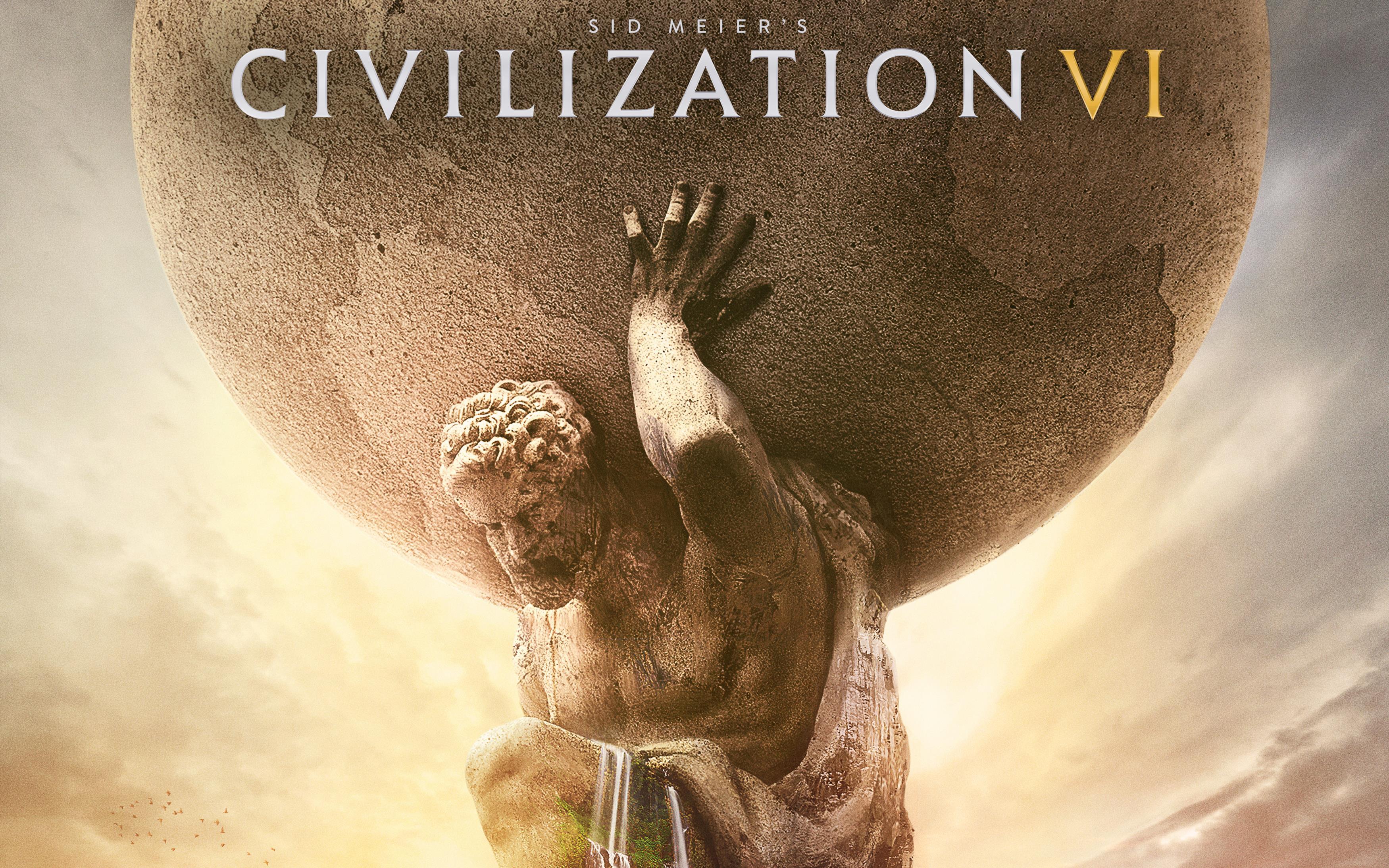 Цивилизация 6. обои скачать