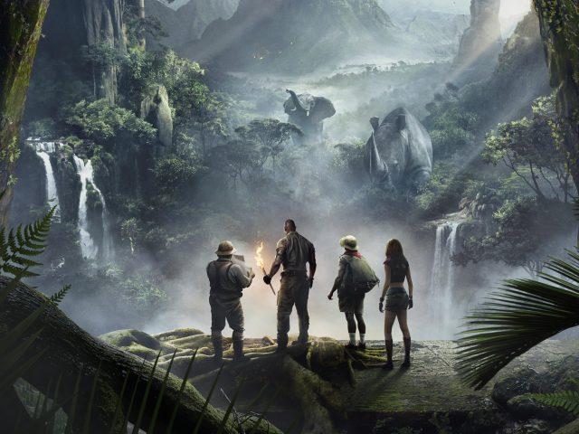 Джуманджи Добро пожаловать в джунгли