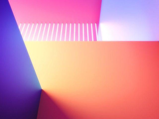Geometrical gradients lg g8 thinq stock