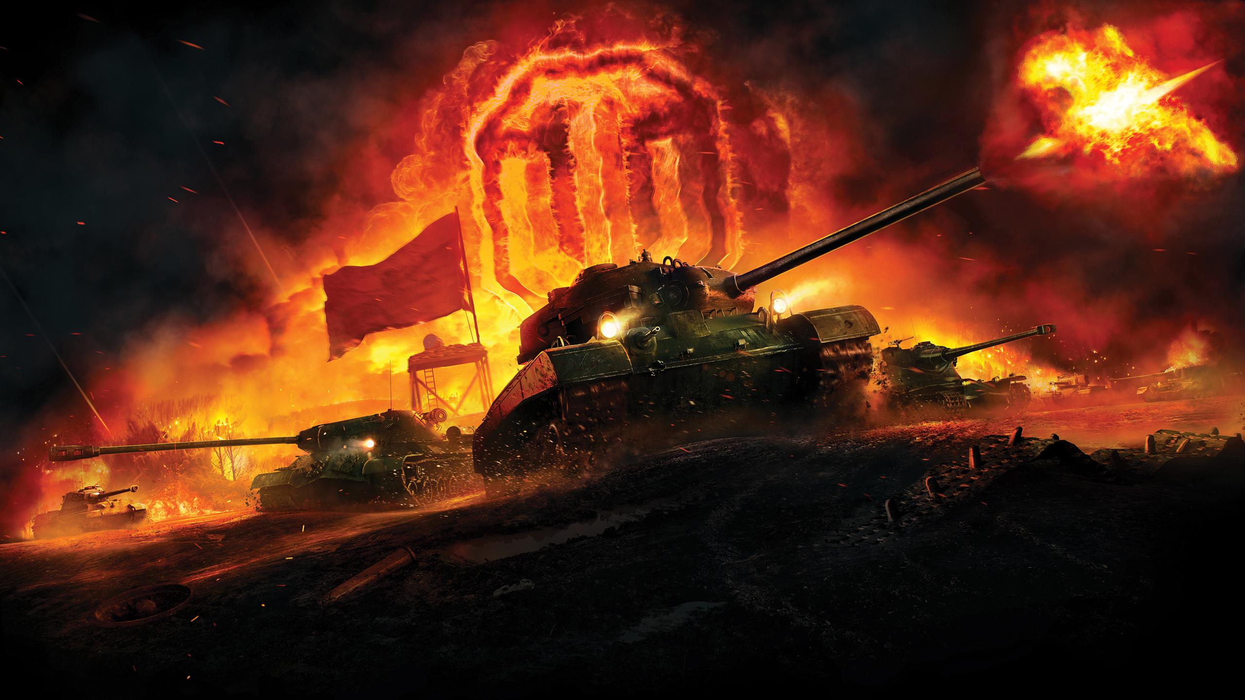 Мир танков обои скачать