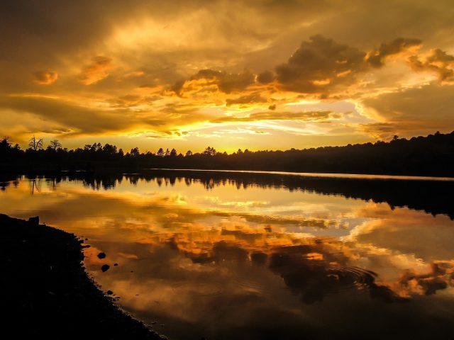 Озеро Сансет
