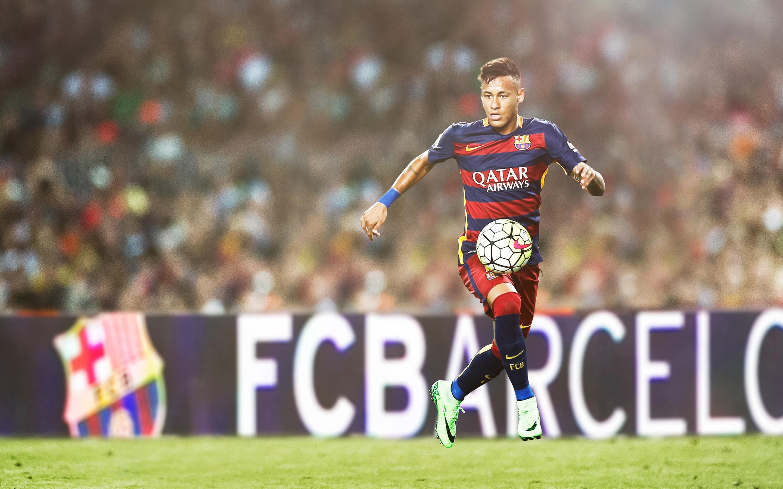 Неймар Барселона обои скачать