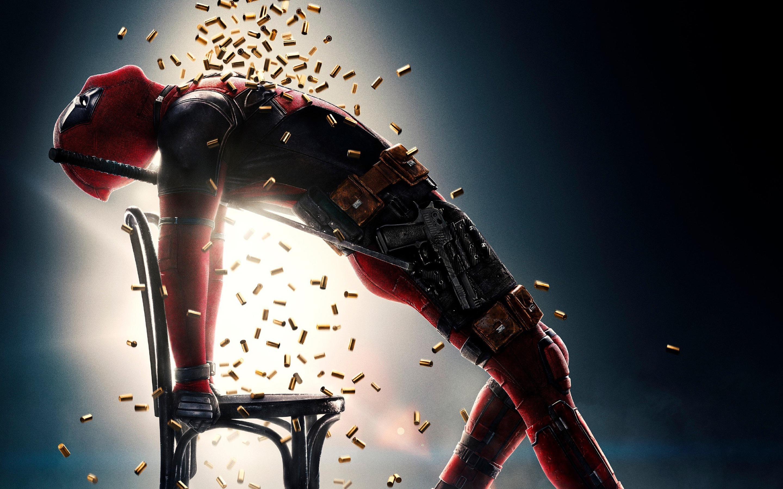 Deadpool 2 обои скачать