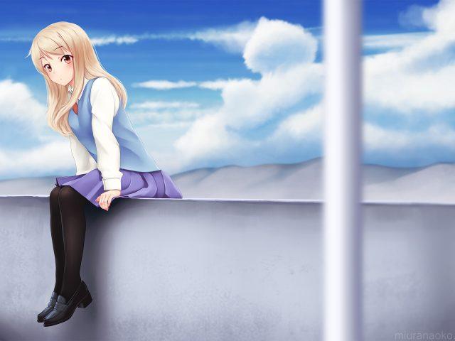 Масиро сиина аниме.